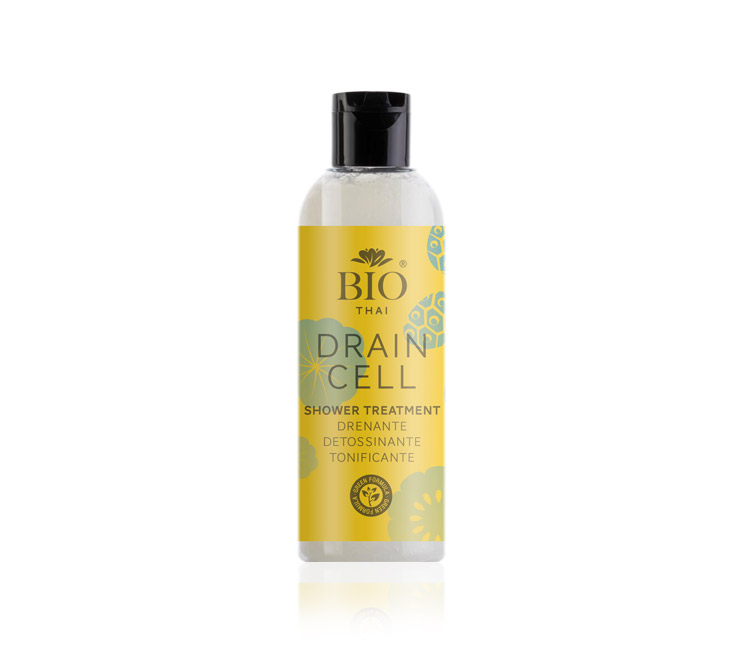 Shower Treatment DRAIN-CELL Effetto Drenante