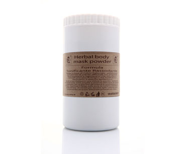 Herbal Body Mask Powder III