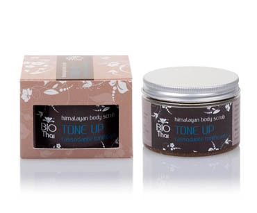 Himalayan Body Scrub Tone Up
