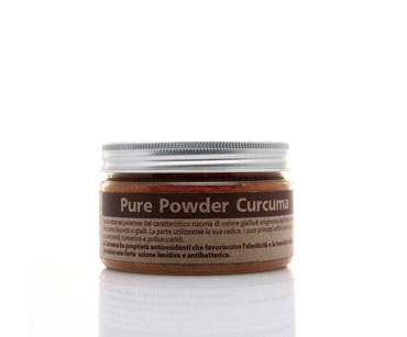 Pure Powder Curcuma longa