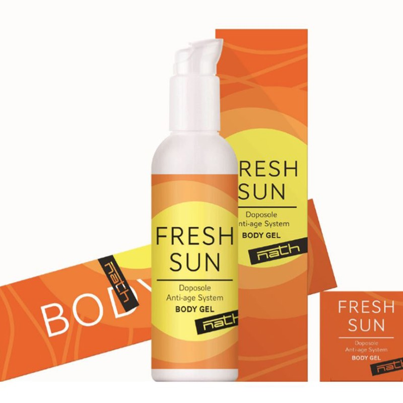 FRESH SUN BODY GEL