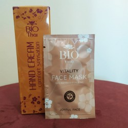 HAND CREAM & FACE MASK