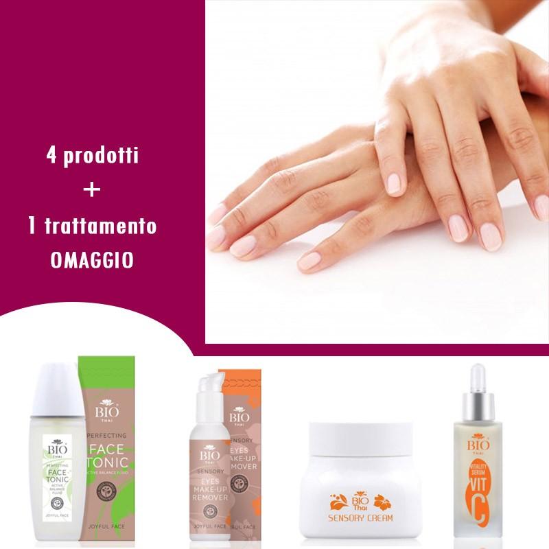 Promozione prodotti per la cura del viso