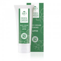 LOTUS BODY CREAM TONING